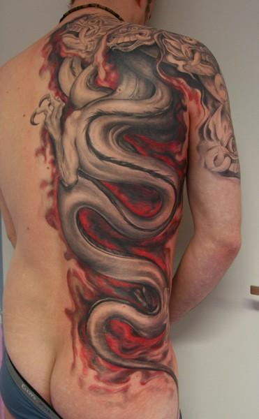 Korean Dragon Tattoo Meaning: Liked Tattoo Ideas: 25+ Awe-Inspiring Korean Dragon Tattoo